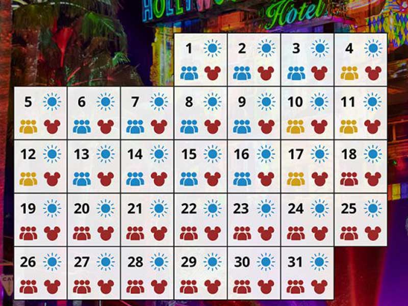 Disney-World-Crowd-Calendar-2021