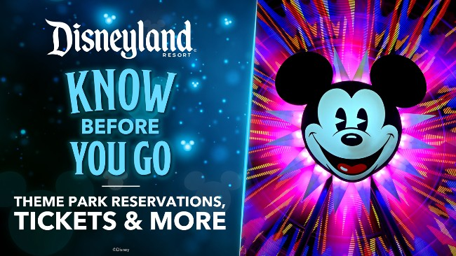 disneyland park reservation system and ticket sales for 2021