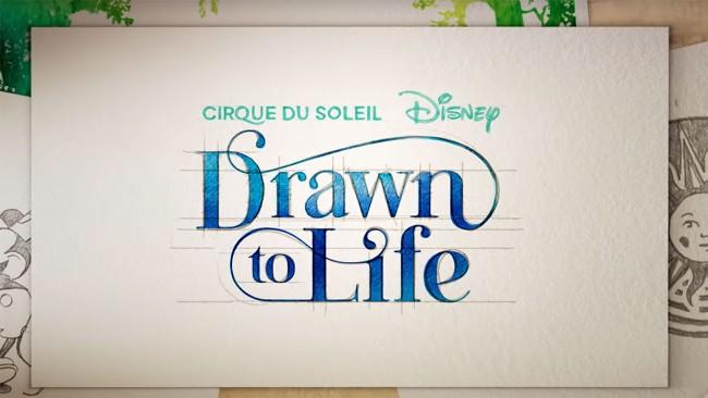 drawn to life at disney springs