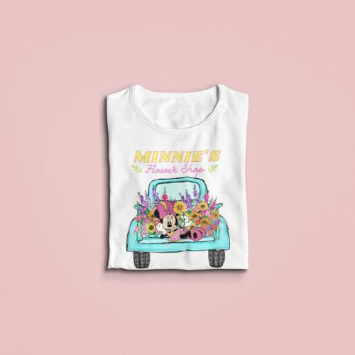 Flower and Garden Festival T-shirt from Evening Star Emporium