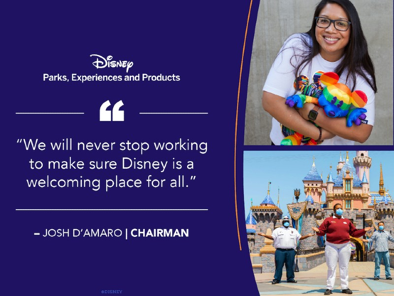 disney announces new diverse and inclusion policies