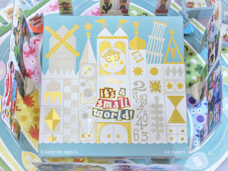 REVIEW: It's a Small World! Board Game from Funko Games