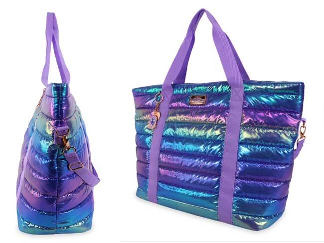 Disney Ariel Tote iridescent Twice Upon a Year Sale shopDisney