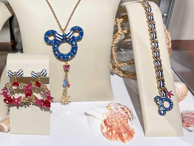 Disney Cruise Line Merch Yacht Club Jewelry Chiu