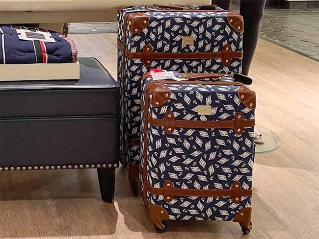 Disney Cruise Line Merch Yacht Club Luggage Chiu
