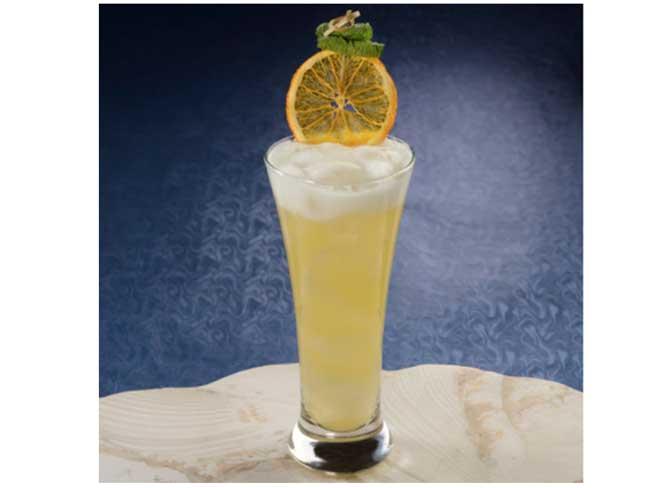 Disney Cruise Line Snack Yacht Club Pirates Nest Drink Chiu