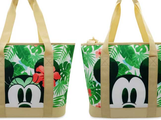 Disney Mickey Minnie Tropical Tote Discount Twice Upon a Year Sale shopDisney