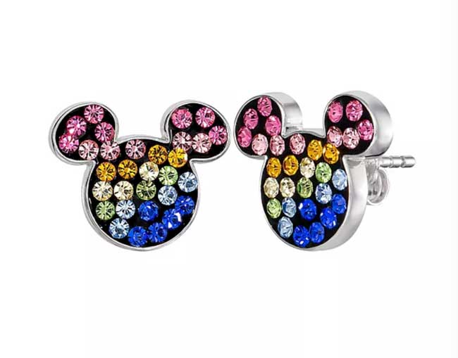 Disney-Mickey-Pride-Rainbow-Cubic-Zirconia-Earrings_Disney-Parks-Blog