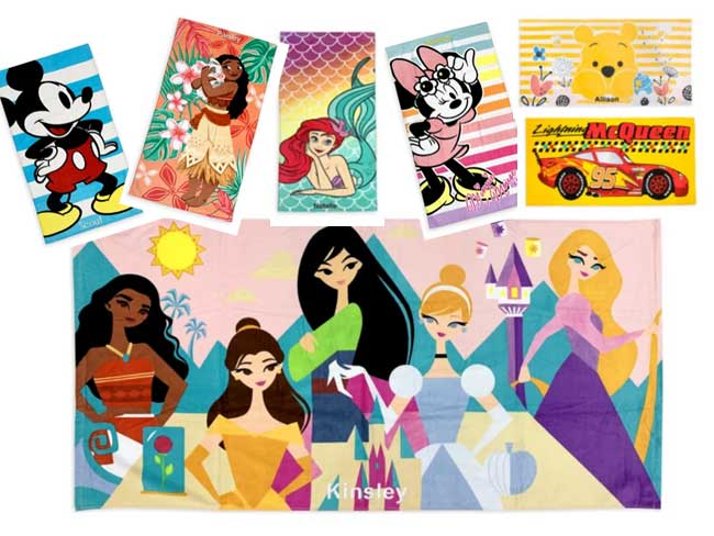 Disney Personalized Towels Discount Twice Upon a Year Sale shopDisney