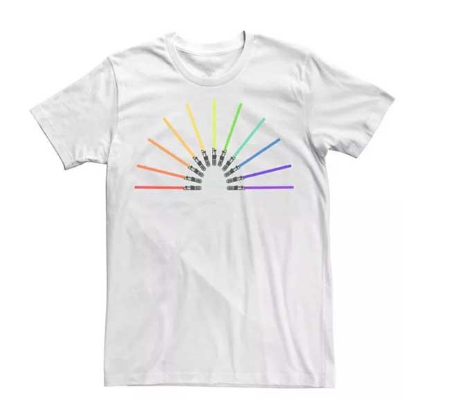 Disney-Star-Wars-Pride-Rainbow-Lightsaber-Tee_Disney-Parks-Blog