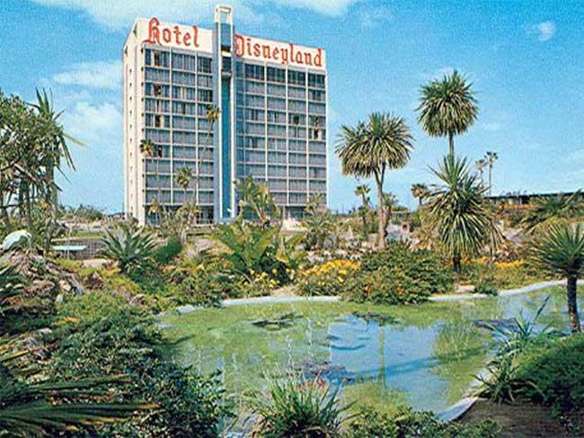 Disneyland Hotel 1955 History Disney Parks Blog