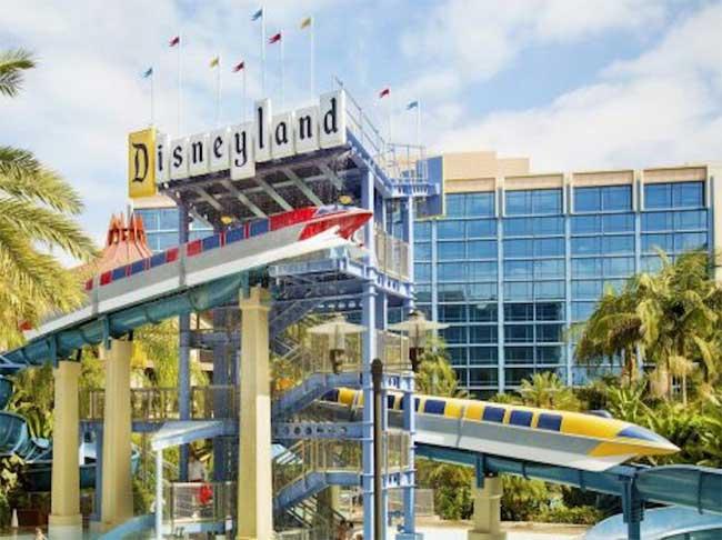 Disneyland Hotel View Disney Parks Blog