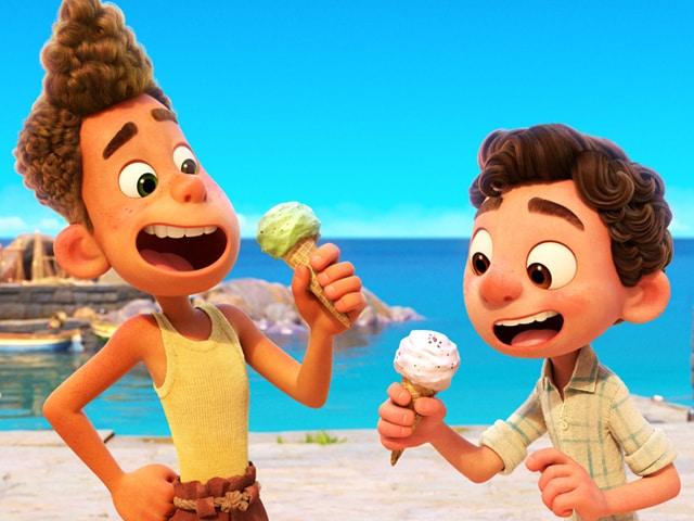 Gelato - LUCA Disney Pixar