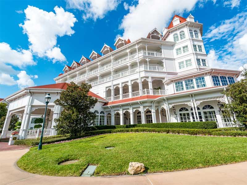 Grand Floridian DVC Villas Expansion Announced for 2022