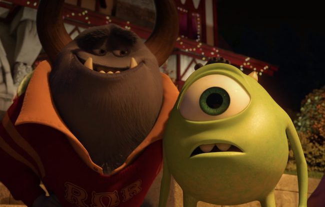 Monsters University - Mike is rejected