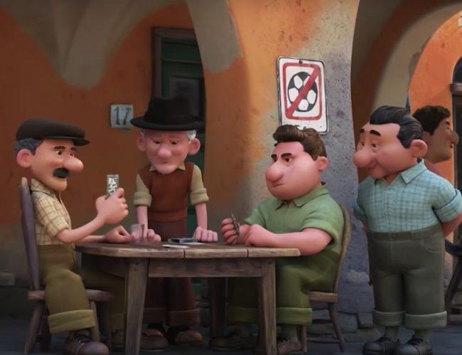 scopa - LUCA - Pixar