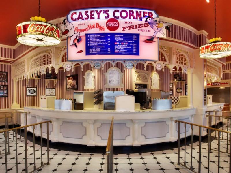 Casey's Corner at Magic Kingdom
