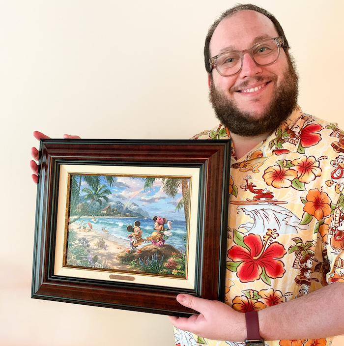 Gifts from Thomas Kinkade Studios make a perfect gift this Father's Day.