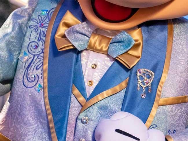Mickey 50th Anniversary Costume Details
