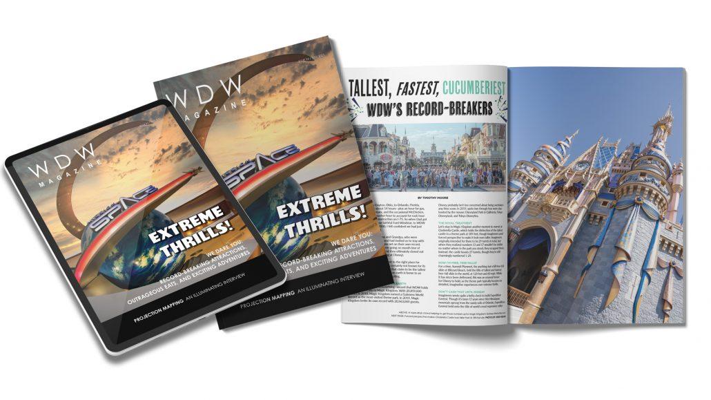 WDW Magazine July 2021