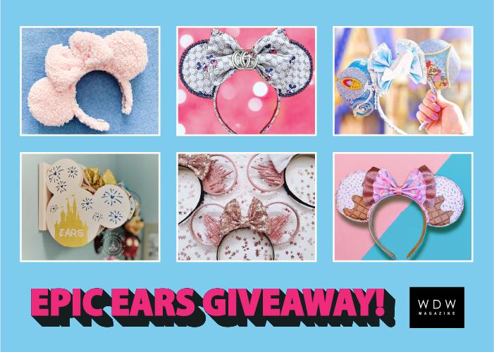 Mickey Ear Giveaway - WDW Magazine