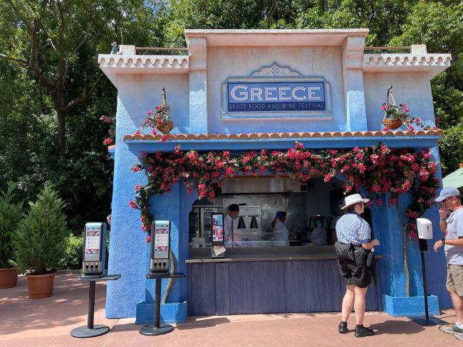 2021-EPCOT-Food-and-Wine-Festival_Greece-Booth_Tina-Chiu
