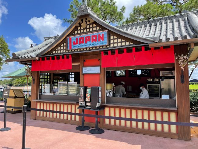 2021-EPCOT-Food-and-Wine-Festival_Japan-Booth_Tina-Chiu