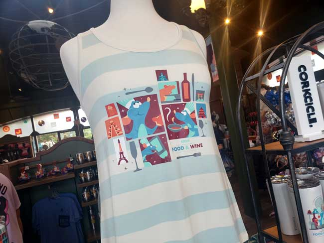 2021-EPCOT-Food-and-Wine-Festival_Merch_Remy-Blue-Striped-Tank-Top_Blanken