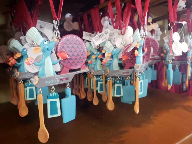 2021-EPCOT-Food-and-Wine-Festival_Merch_Remy-Ornaments_Blanken
