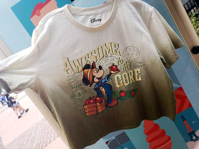 2021-EPCOT-Food-and-Wine-Merch_Mickey_Apple-Orchard_Shirt_Blanken