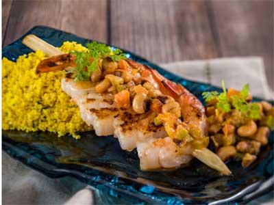 2021-Kenya-Piri Piri Skewered Shrimp-EPCOT-Food-and-Wine-Disney-Parks-Blog