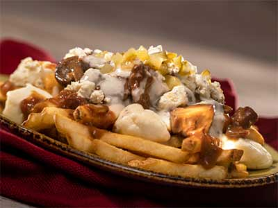 2021-Refreshment-Port-Braised Beef Poutine-EPCOT-Food-and-Wine-Disney-Parks-Blog