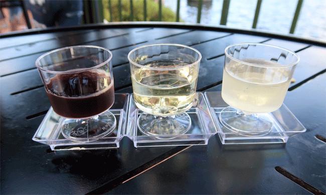 2021_EPCOT_Food-and-Wine-Festival_Australia-Menu_Wine-Flight_Todd-Turner