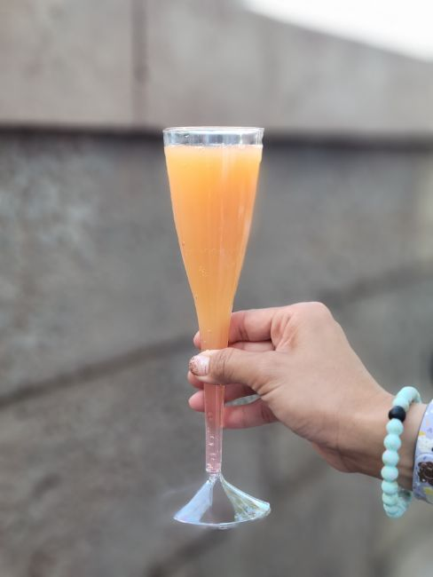 2021_EPCOT_Food-and-Wine-Festival_Frances-Menu_Strawberry-Rose-Mimosa_Tatjana-Lazar
