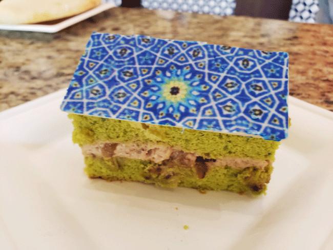2021_EPCOT_Food-and-Wine-Festival_Morocco-Menu-Pistachio-Cake-02_Rain-Blanken