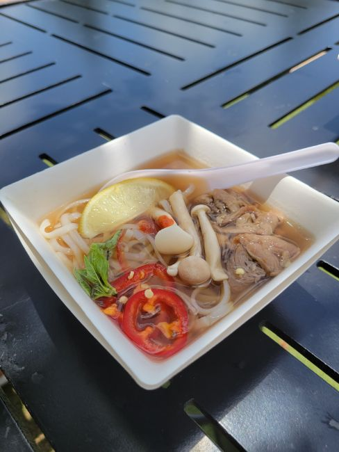 2021_EPCOT_Food-and-Wine-Festival_Noodle-Exchange_Beef-Pho_Tatjana-Lazar