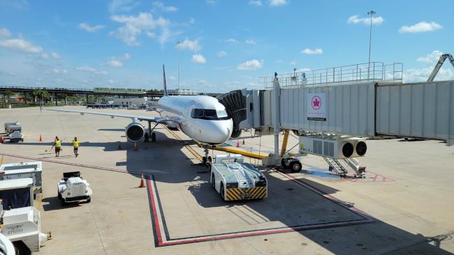 orlando international airport arrival - disney