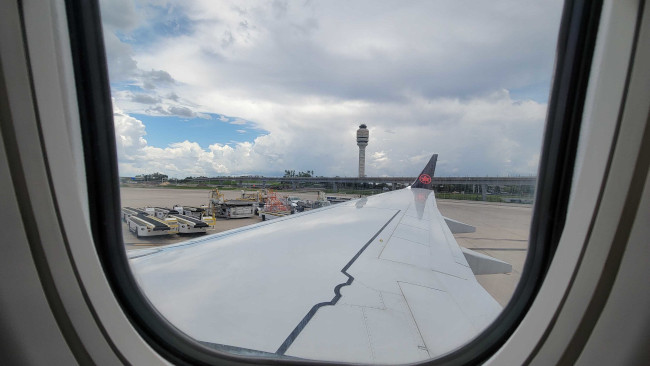 traveling to disney world from canada