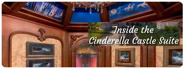 Cinderella Castle Suite Fantasyland Disney Fairy tales WDW Magazine August 2021 Preview