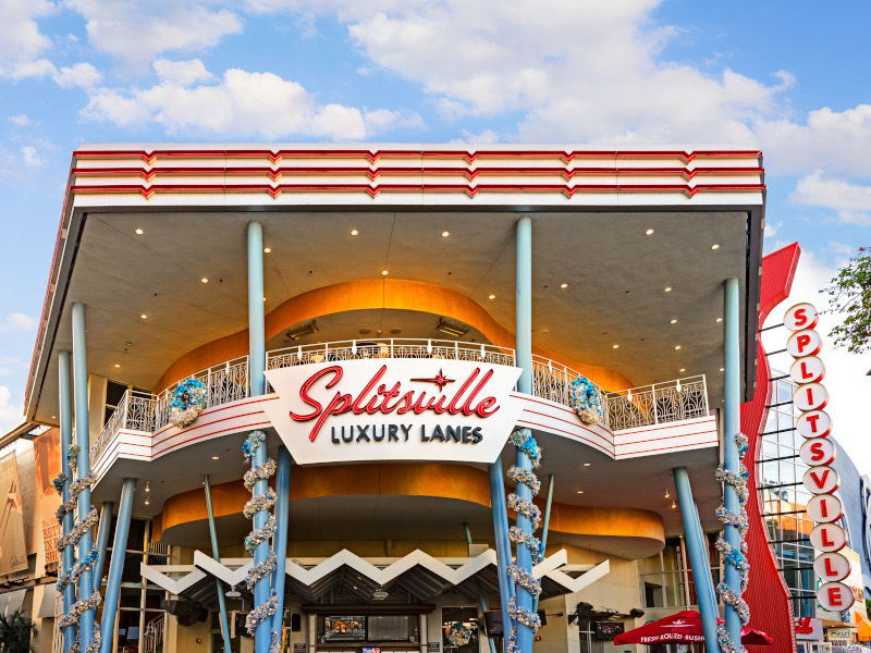 Splitsville Luxury Lanes At Disney Springs – More Than A Bowling Alley