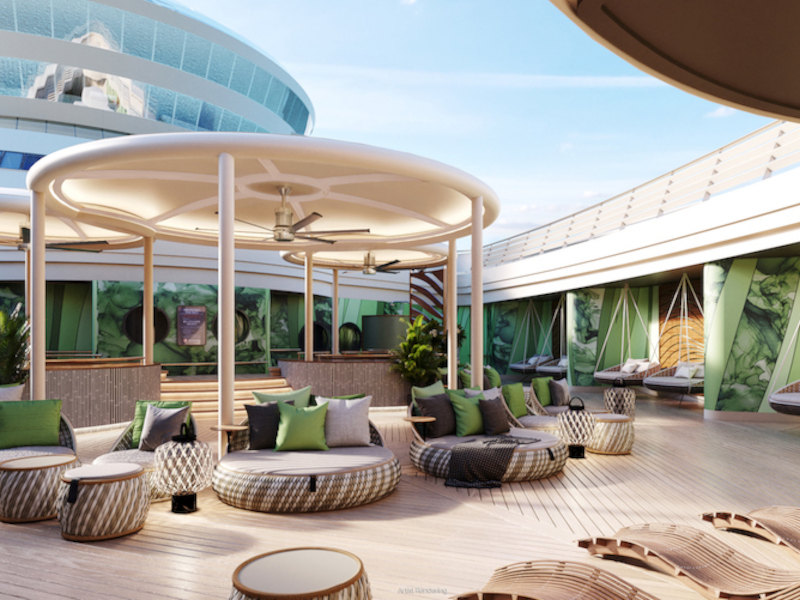 Disney Wish Spa, Salon, and Lounge Details Announced