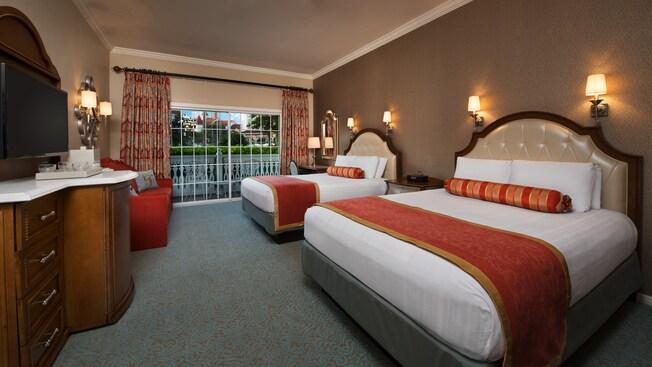 disneys grand floridian resort and spa garden view room florida resident disney hotel discount