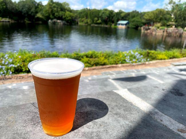 tampa bay old elephant foot ipa - best craft beer in animal kingdom