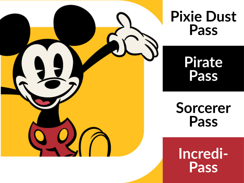 2021-disney-world-annual-pass-tiers_pixie-dust-pirate-sorcerer-incredi-pass