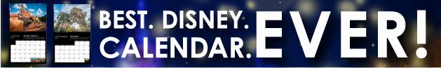 WDW Magazine 2022 Disney World Calendar