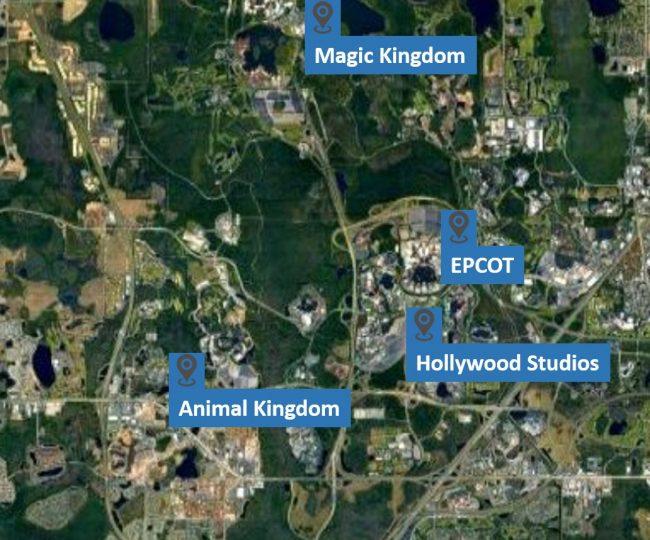 Disney-World-Satellite-View