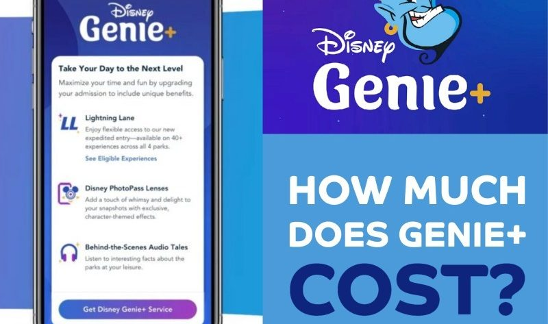 How Much Does Disney Genie+ Cost_Featured
