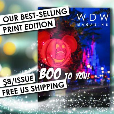 WDW-Magazine_Print-Edition_September-2021_Halloween at Disney World-Issue