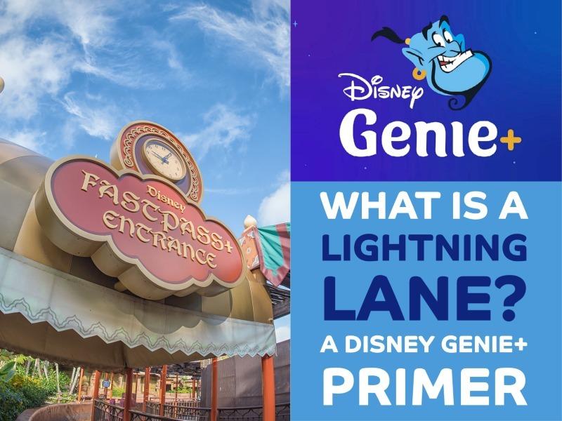 What is a Lightning Lane Genie Disney World_Featured
