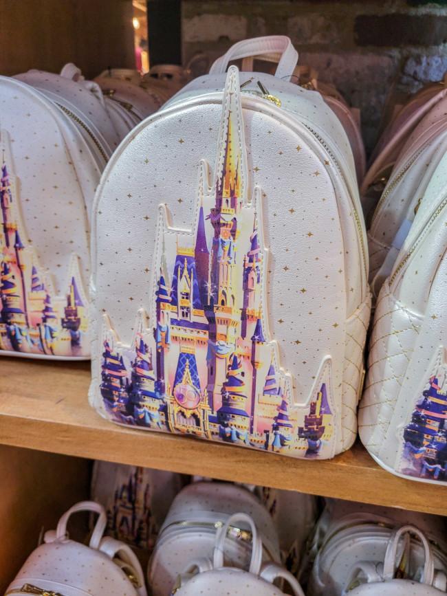 backpack_disney-castle-collection_walt-disney-world-50th-anniversary-merch_lazar